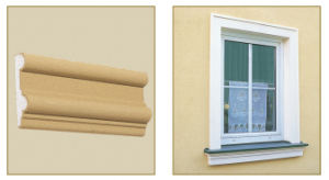 Profile decorative din polistiren – Austrotherm